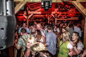 Partystimmung mit DJ Alex List